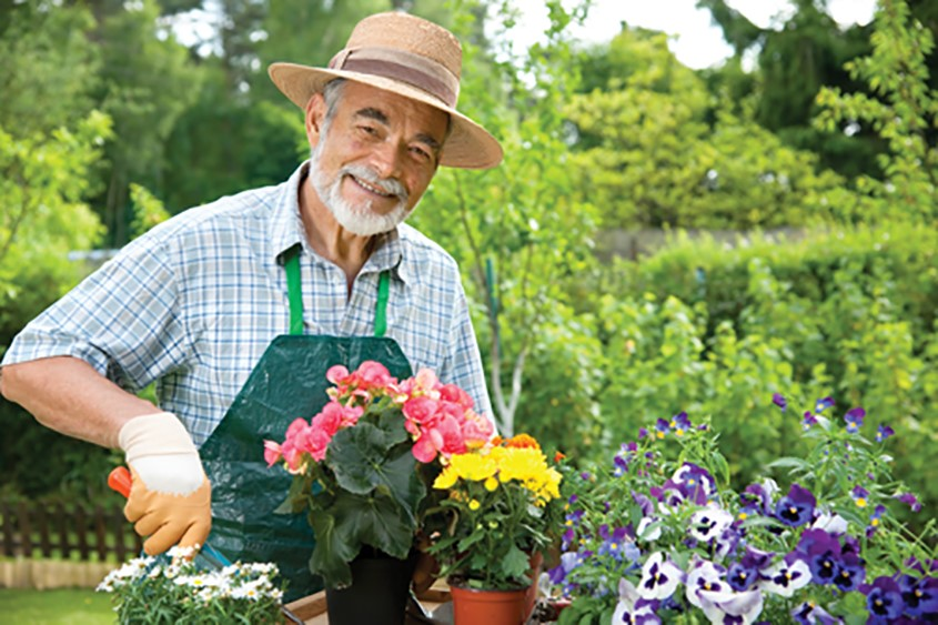 6 Hobbies That Are Perfect For The Elderly